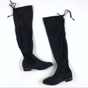 [Steve Madden] NWOT Orlene Knee High Black Boots